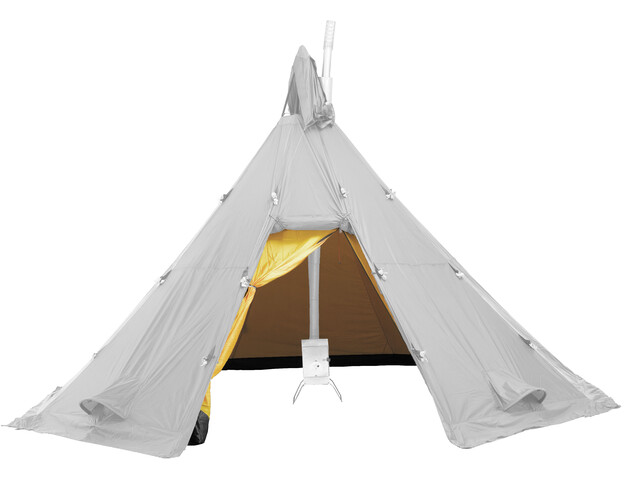 Helsport Varanger 4-6 - Accessoire tente - jaune